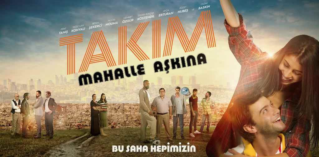 LAUNCH / TAKIM MOVIE
