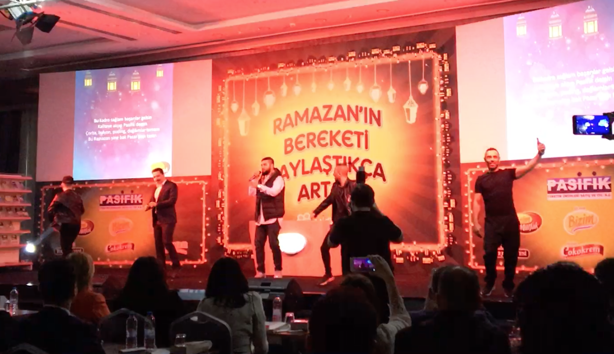 EVENT DEVELOPMENT / BİZİM MUTFAK