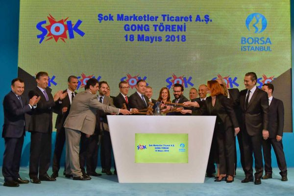 IPO COMMUNICATIONS / ŞOK MARKET
